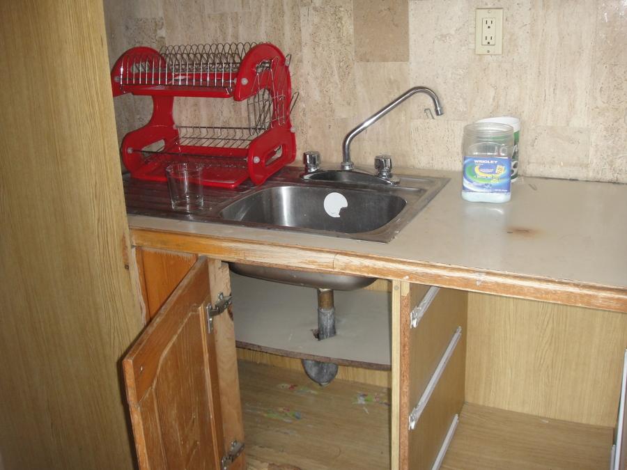 Muebles para cocina integral df ideas for Como hacer una cocina integral