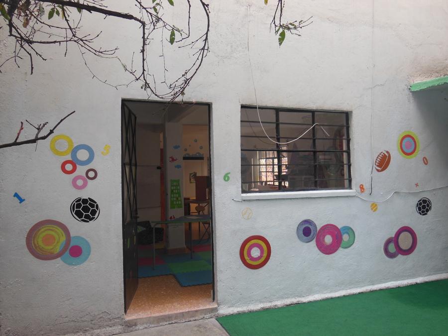 Baños Kinder Medidas:Diseño de interior y exterior de un kinder – Benito Juárez (Distrito