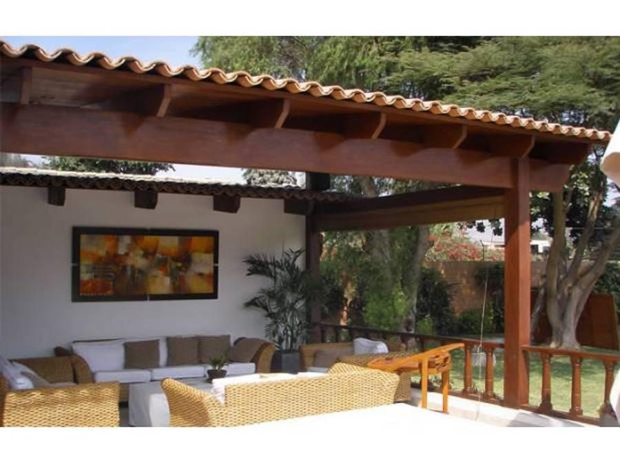 Techo para patio de morelia medida del techo es de 3 m de for Techos de teja para terrazas