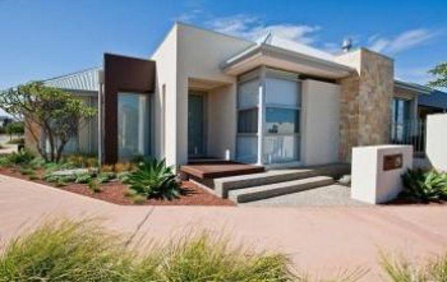 Construir casa en queretaro de 1 piso 150 m2 el marqu s for Fachada de casa moderna de un piso