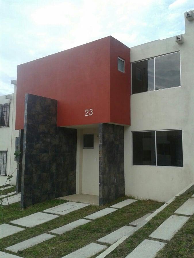 Dise o de espacio interior casa nueva con 80m2 nicol s romero estado de m xico habitissimo - Disenador de casas gratis ...
