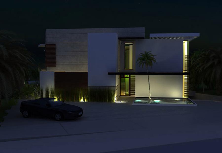 Casa minimalista zacatecas zacatecas habitissimo for Proyectos casas minimalistas