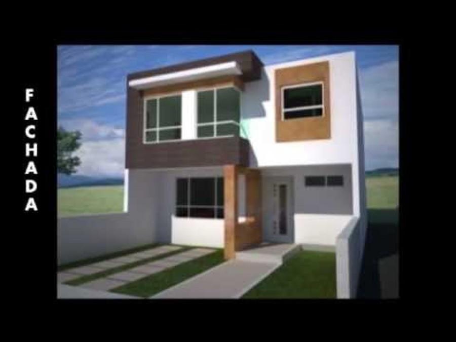 Construcci n de casa terreno de 8x20 m loma alta tecate for Casa moderna 7x15
