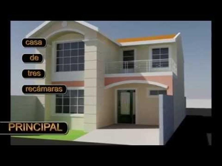 Construcci n de casa terreno de 8x20 m loma alta tecate for Casa minimalista 10 x 20