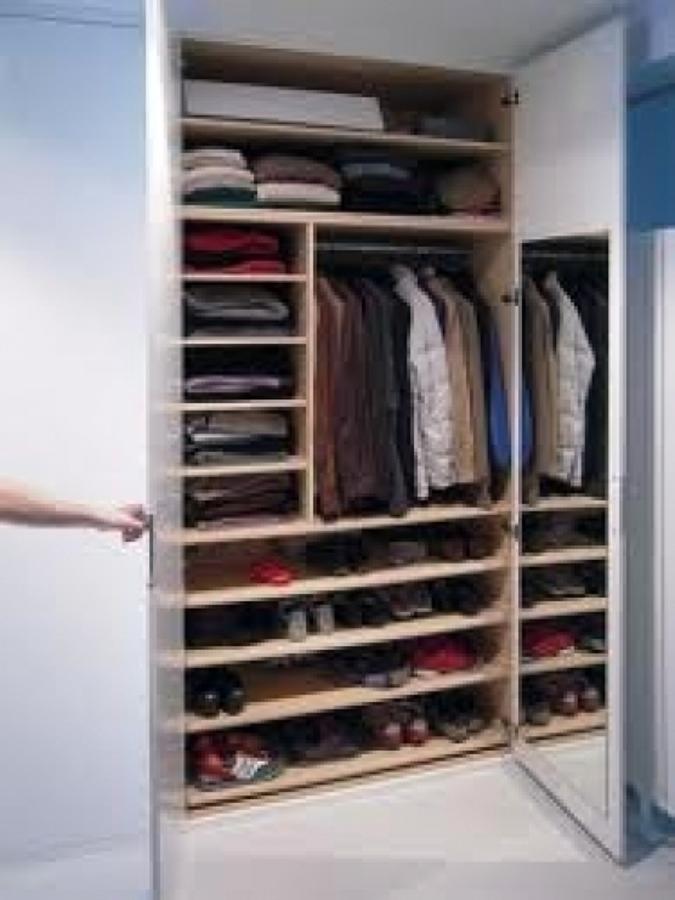 Requiero 2 armarios o closets para rec mara gustavo a - Organizacion de armarios ...