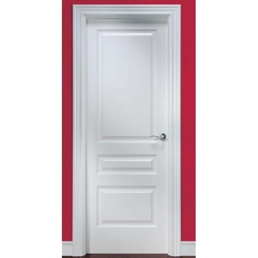 cotizacion de 9 puertas de madera en color blanco