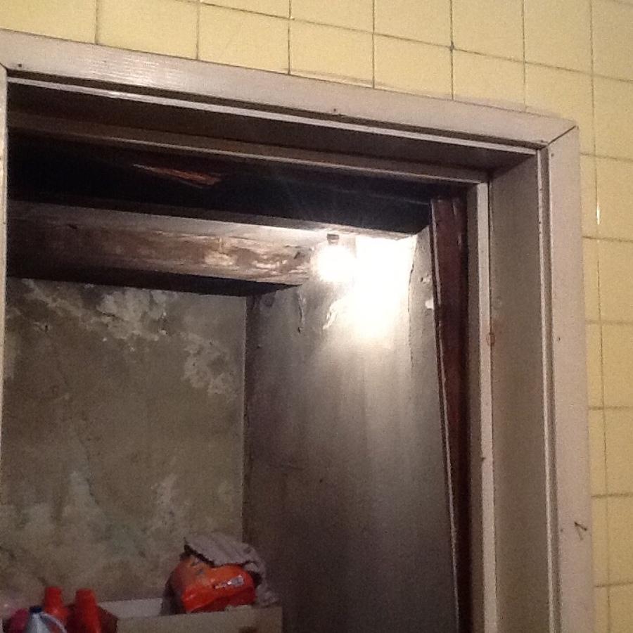 Botiquin Para Baño En Pvc:Remodelar cuarto de servicio 4×4 con paredes de tabla roca, cambiar 4