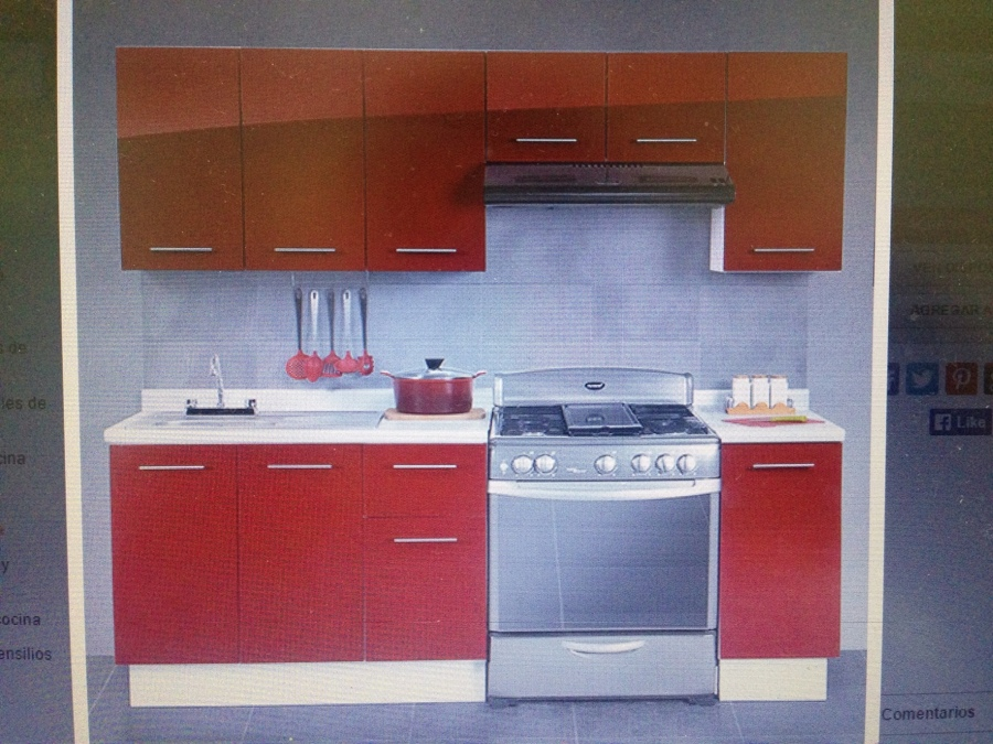 Remodelar cocina integral naucalpan de ju rez estado de for Disena tu cocina integral online