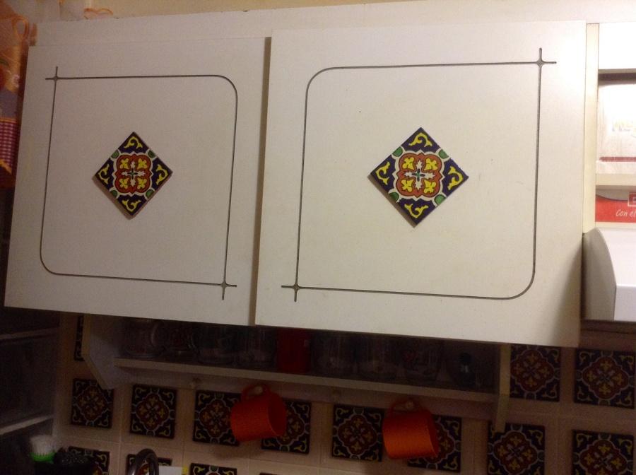 Remodelar los muebles de una cocina peque a lvaro for Remodelar casa pequena