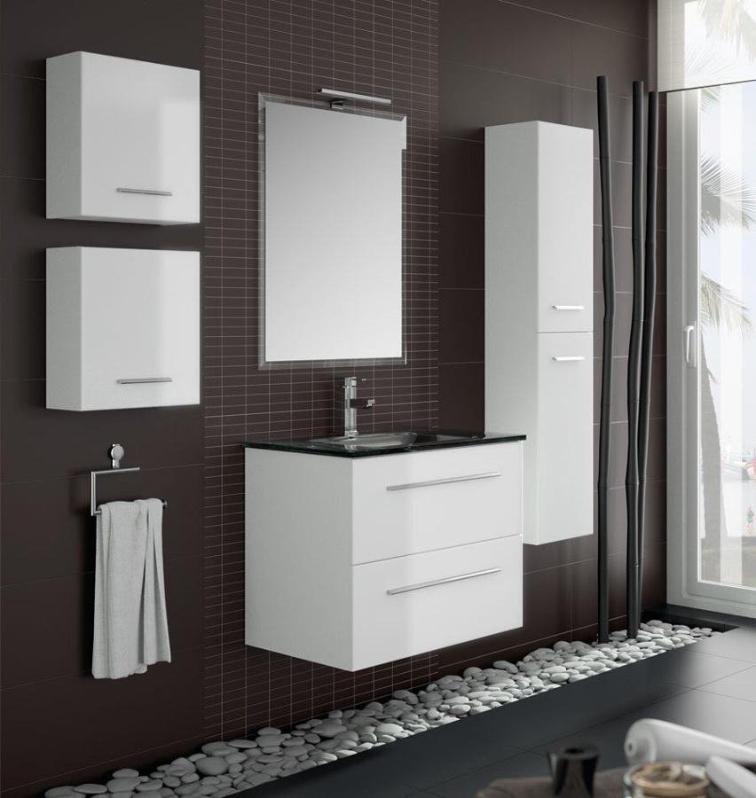 Hacer 3 muebles lavabo para ba o de ancho 50 cms uno de for Muebles de lavabo de 70 cm