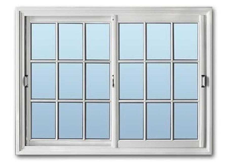 Casa residencial familiar ventanas de madera y pvc for Ventanas doble vidrio