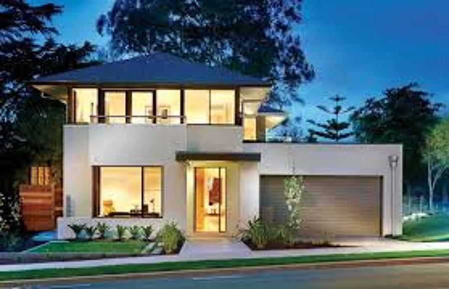 Construir casa habitaci n de 5 x8 con ba o integrado sala - Cocinas con salida al patio ...