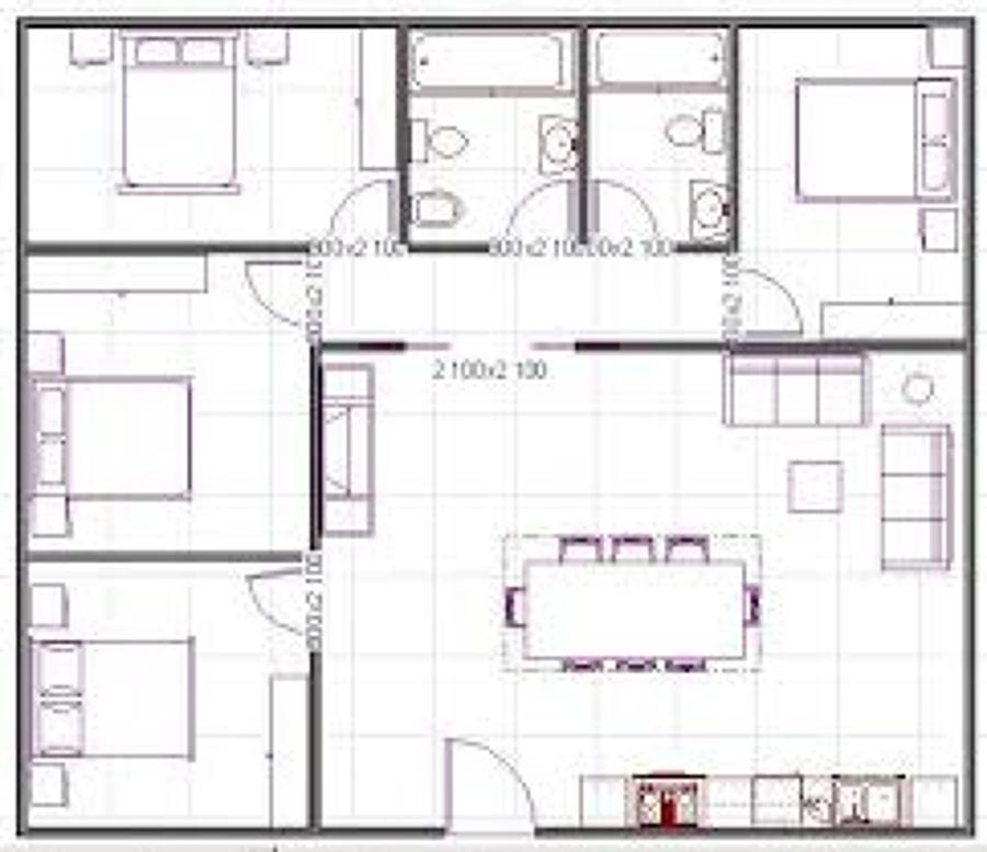 casa residencial familiar que presupuesto necesito para