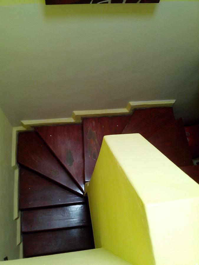 Ampliaci n de casa romper loza en l para hacer cubo de for Construccion de escaleras de concreto armado