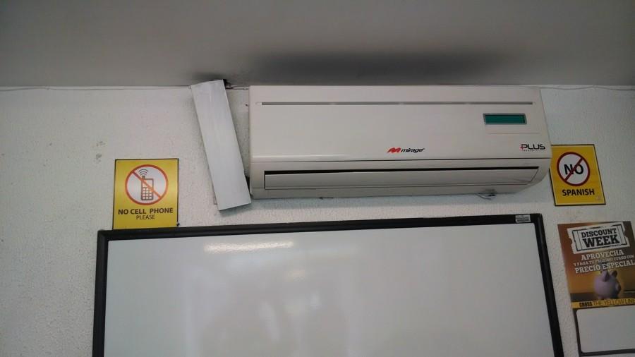 Necesito cargar de gas refrigerante 11 equipos minisplit for Cargar aire acondicionado casa