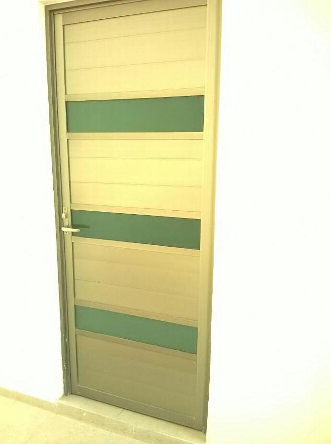 Puerta de aluminio poza rica de hidalgo veracruz for Puertas para exterior precios