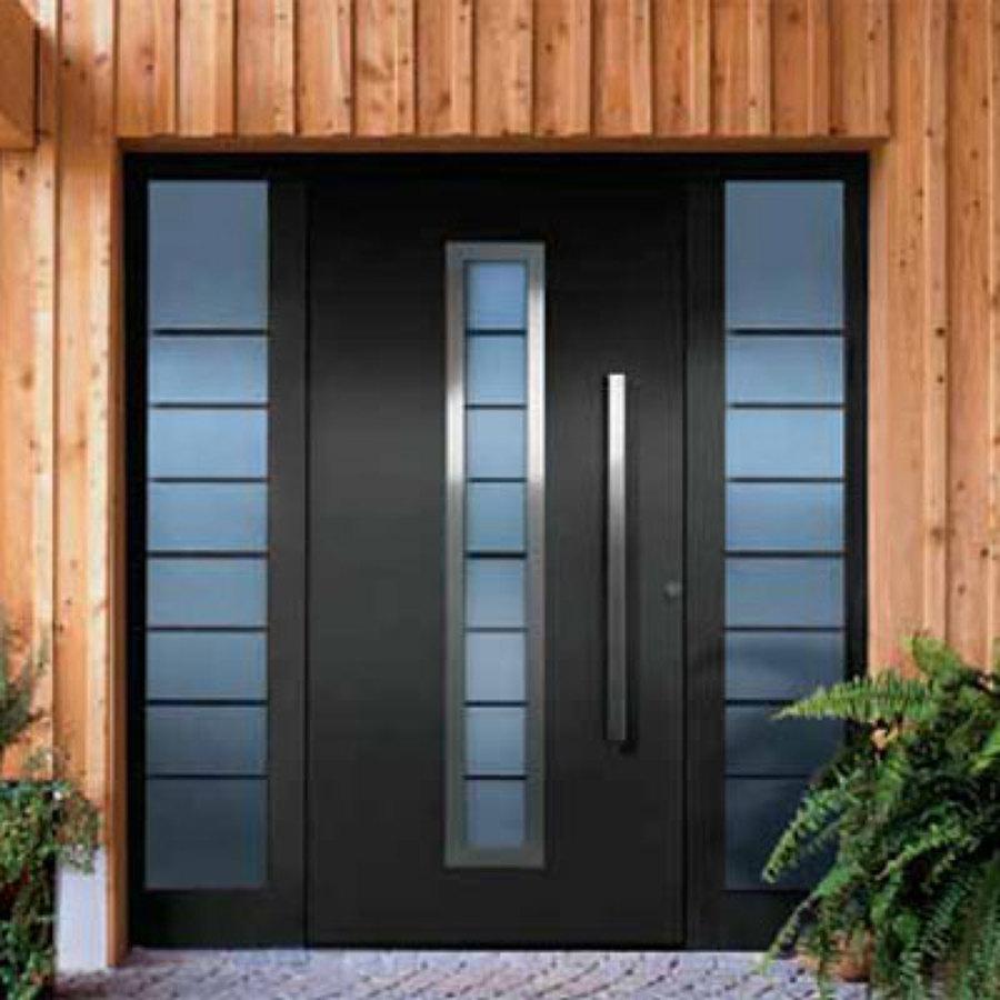 Puerta principal de casa habitacion oaxaca de ju rez for Precio de puertas de madera para casas