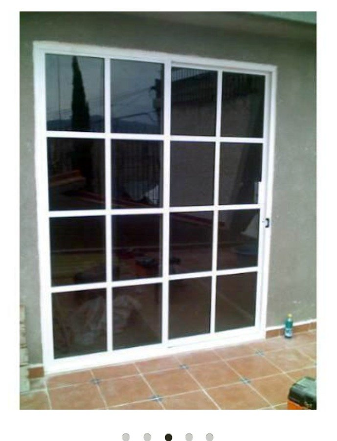 Puertas correderas de aluminio para exteriores fabulous for Puerta corredera aluminio exterior