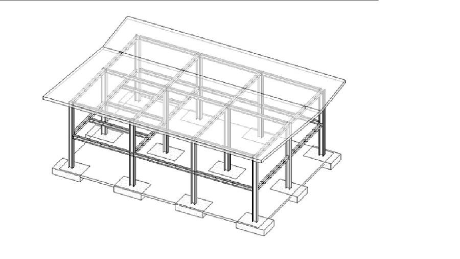 Casa habitaci n de madera o acero coyoac n distrito - Precio estructura casa ...