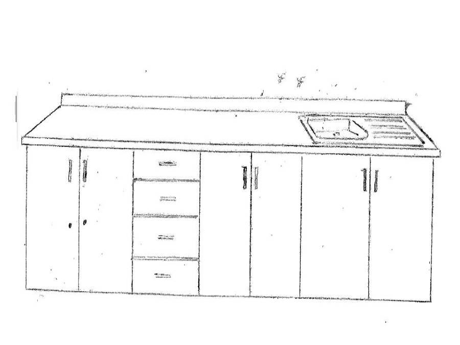 Fabricaci n de mueble cuautitl n estado de m xico for Medidas de muebles de cocina integral
