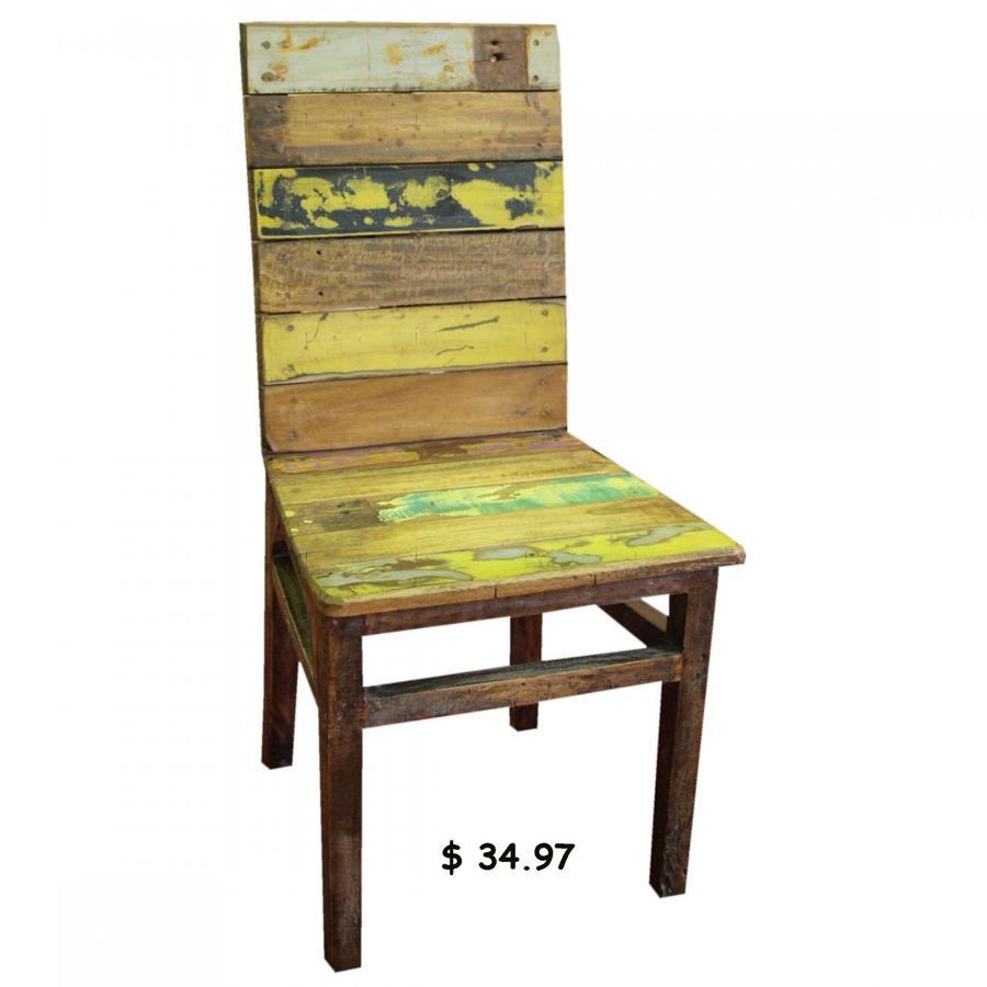 Elaboraci n de mesas y sillas boca del r o veracruz - Tarimas de madera usadas ...