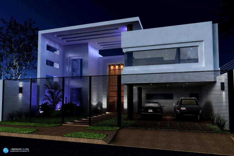 Proyecto casa minimalista toluca estado de m xico for Proyectos casas minimalistas