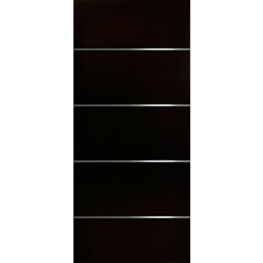Puertas Para Baño En El Distrito Federal: de 3 puertas minimalistas negras de excelente calidad no me importa el