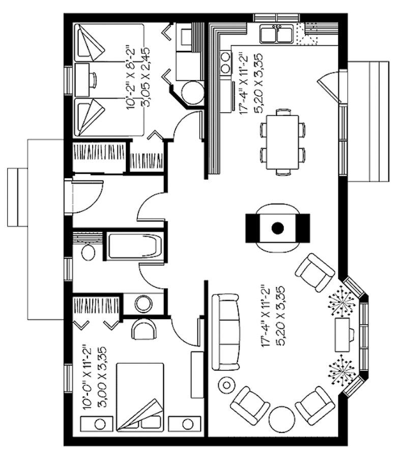 Casa de este alojamiento aislamiento de fachadas 2 pisos for Habitacion de 8 metros cuadrados