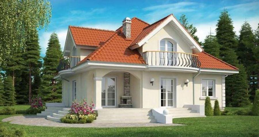 Casa en constructor diseno de casa 2 pisos y 3 dormitorios - Constructor de casas ...