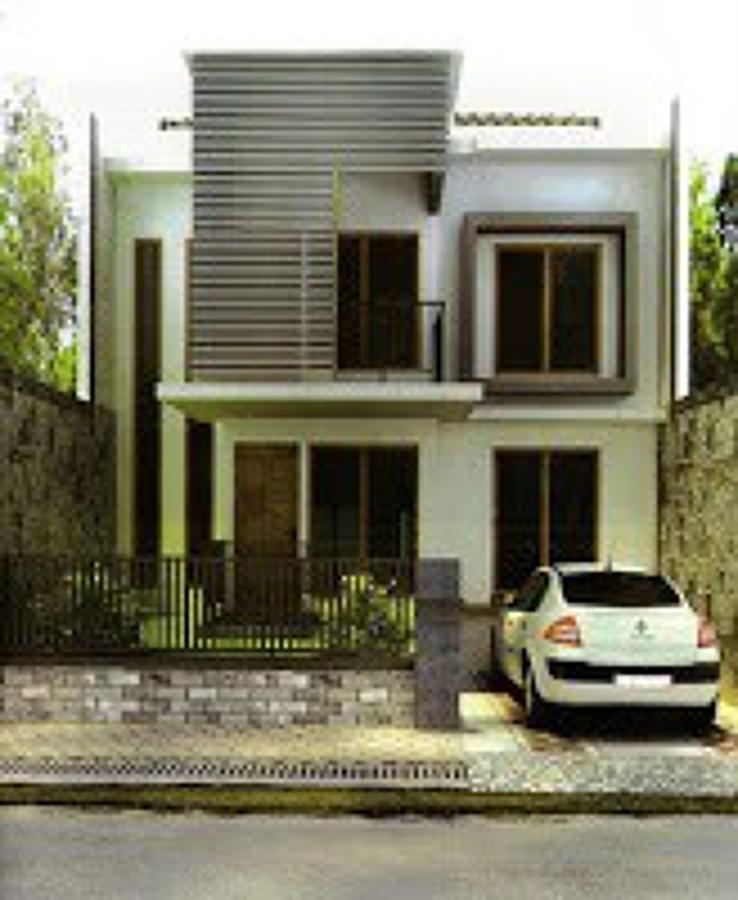 Construcccion de casa de dos pisos playas de rosarito for Planos de casas minimalistas de 2 pisos