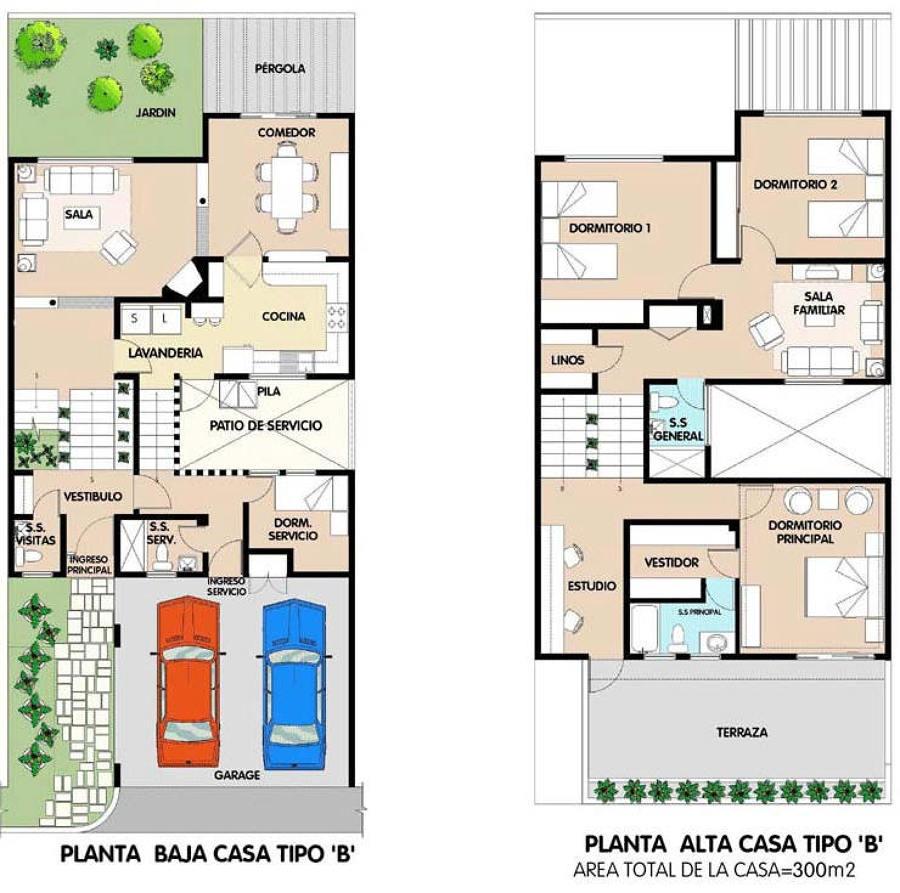 Casa de este alojamiento aislamiento de fachadas 6x15 for Crear planos casas
