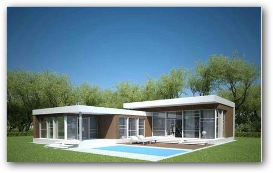 Construccion de casa de campo tipo la imagen lomas del - Construccion casas de campo ...