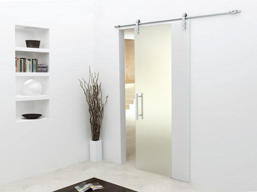 Puertas de aluminio para ba o corredizas for Puertas interiores de aluminio y cristal