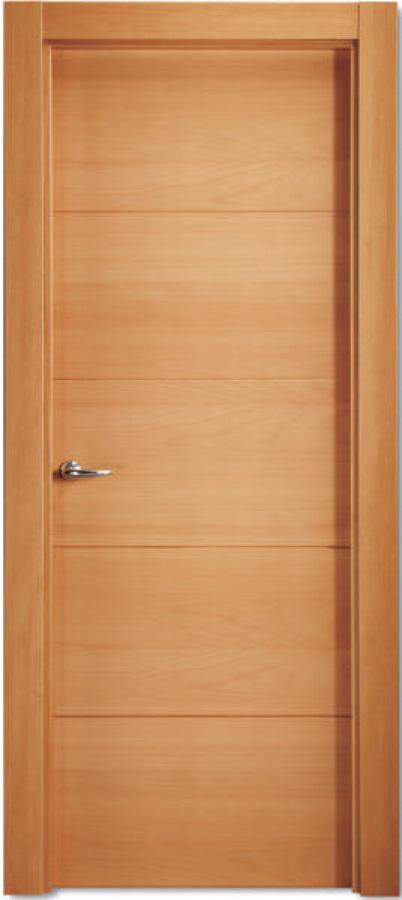 puertas de madera o prefabricadas para interior de casa