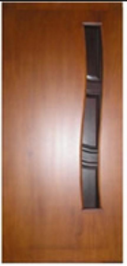 Cambio de puerta principal de madera con marco de 90x195cm - Cambio de puertas ...