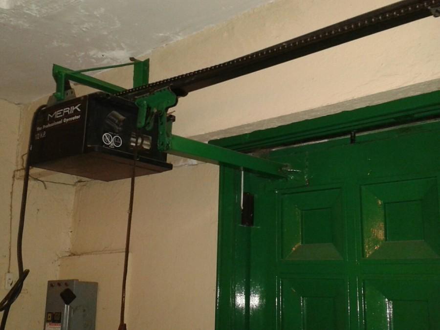 Construcci n puertas cocheras el ctricas lvaro obreg n for Precio de puertas electricas