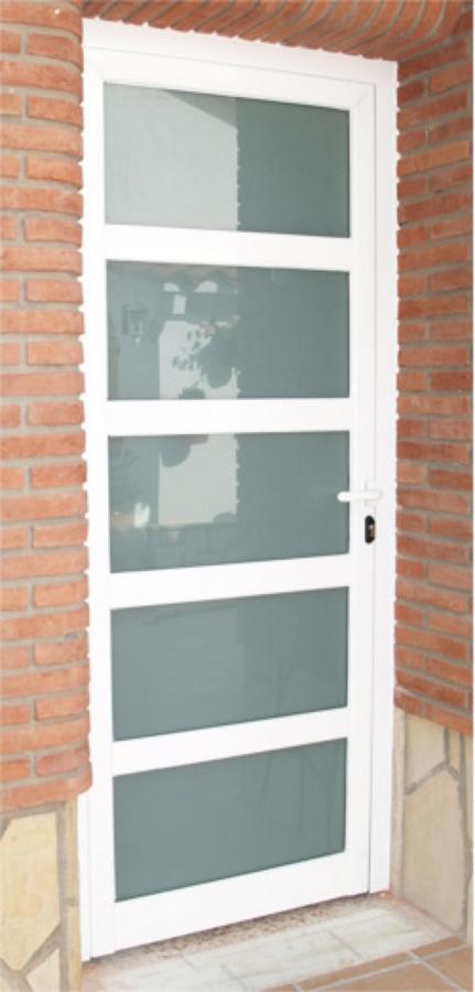 Precios de puertas de aluminio top no necesitan imitacin for Puertas de aluminio rosario