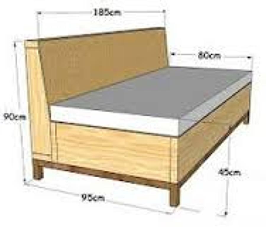 Precio de hacer muebles dos sala sara for Como hacer muebles de madera gratis