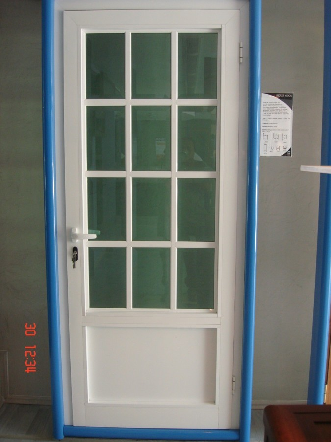Suministro e instalacion de ventanas para ampliaci n de for Puertas para patios modelos