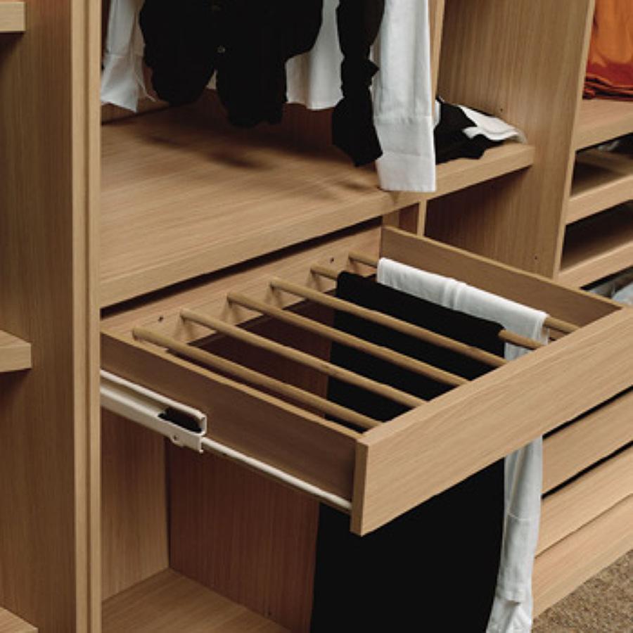 Hacer muebles a medida closet vestidor de 3 60 mts x 2 30 - Armarios para espacios pequenos ...