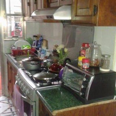 Remodelar peque a cocina integral geo del puerto for Remodelar cocina pequena
