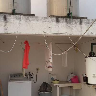 Construcción cuarto de lavado tres metros de largo por 2 40 de ancho ...