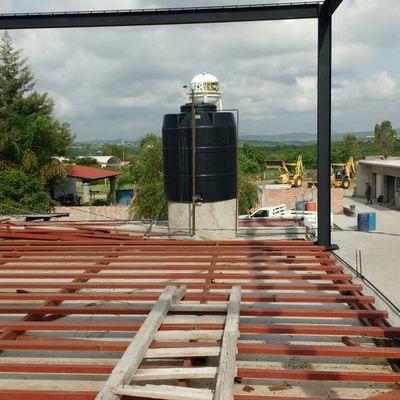 Instalar Piso Laminado En Terraza Con Estructura De Metal Existente Querétaro Querétaro Habitissimo