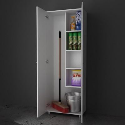 gabinete closet organizador para escobas coyoac n