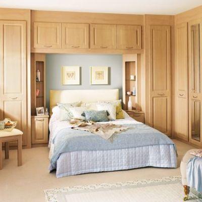Closet y cama miguel aleman benito ju rez distrito for Closet dormitorio matrimonial