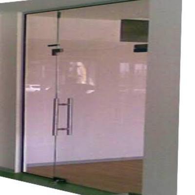 Puerta cristal templado para exterior benito ju rez for Puerta cristal templado