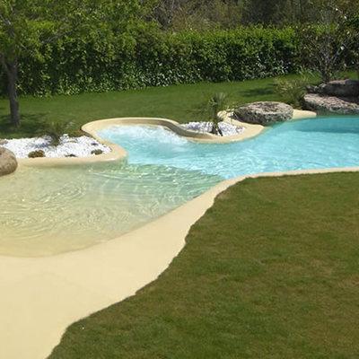 Alberca de arena ensenada baja california habitissimo for Cuanto sale construir una piscina