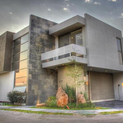 Construccion casa minimalista prefabricada condado de for Construir casa precio m2