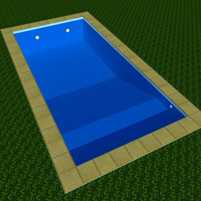 Construir alberca 8 x 4 mts con una profundidad desde 0 60 for Costo de una alberca de concreto