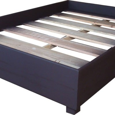 Base para cama queen size cuauht moc distrito federal for Casillas de madera precios